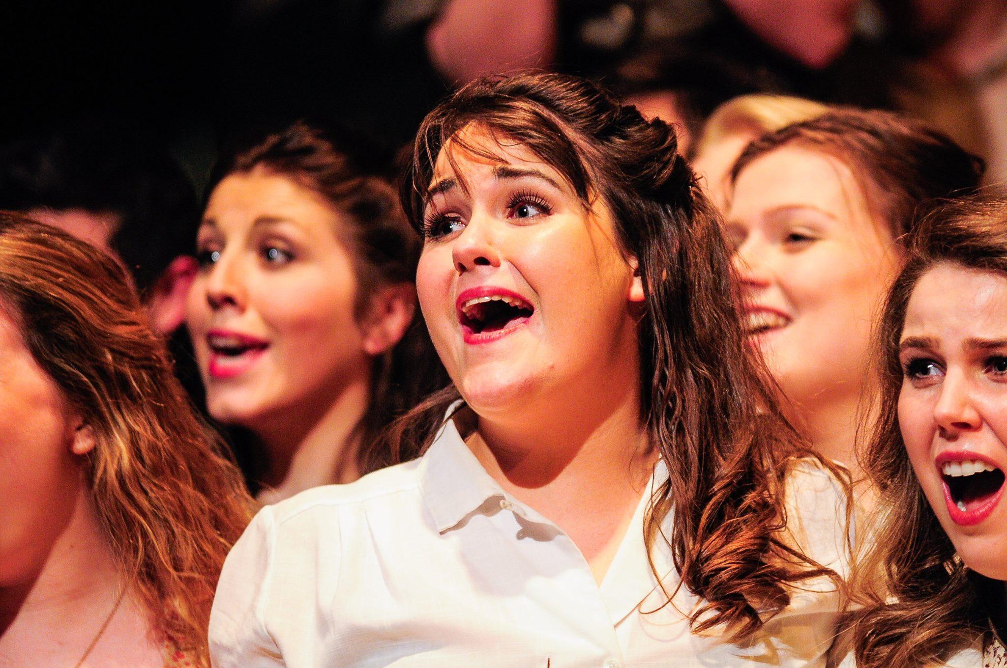 Carmen (Opera'r Ddraig, 2014). Photos by Kirsten McTernan.