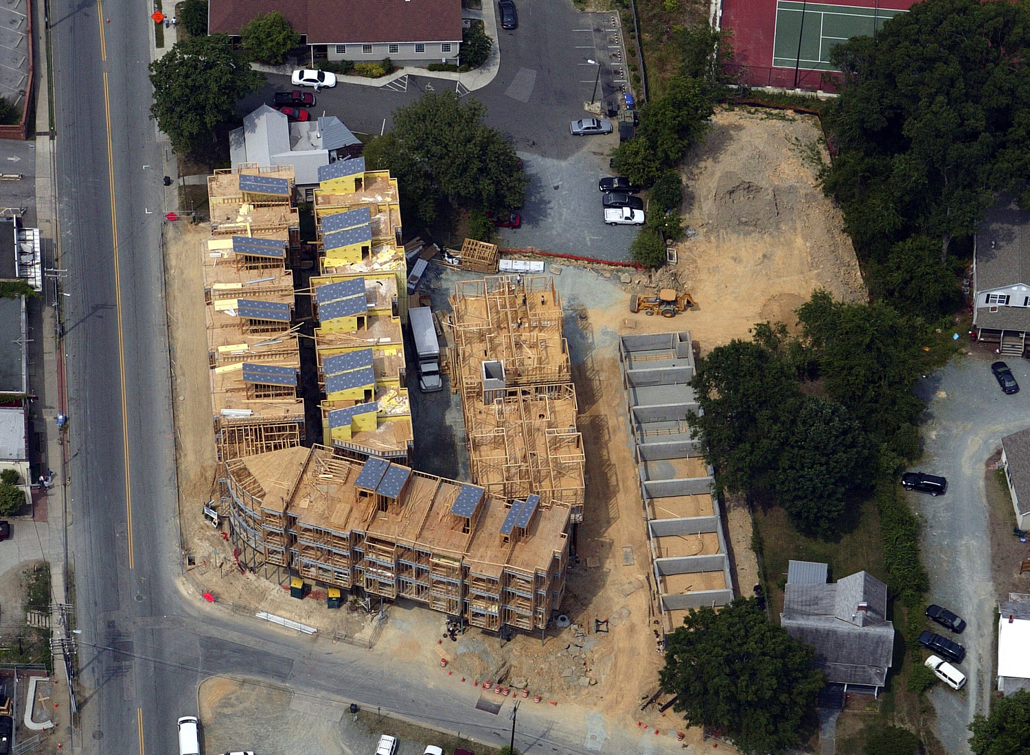 Rosemary Village | General Contractor| Chapel Hill