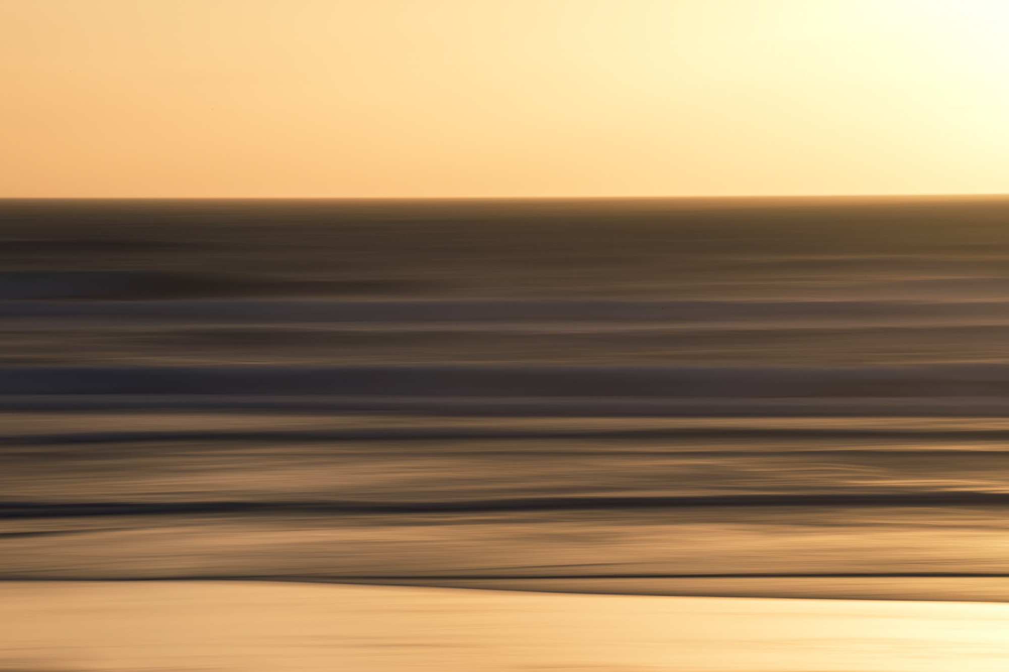 Silk Sunset, Muriwai.JPG