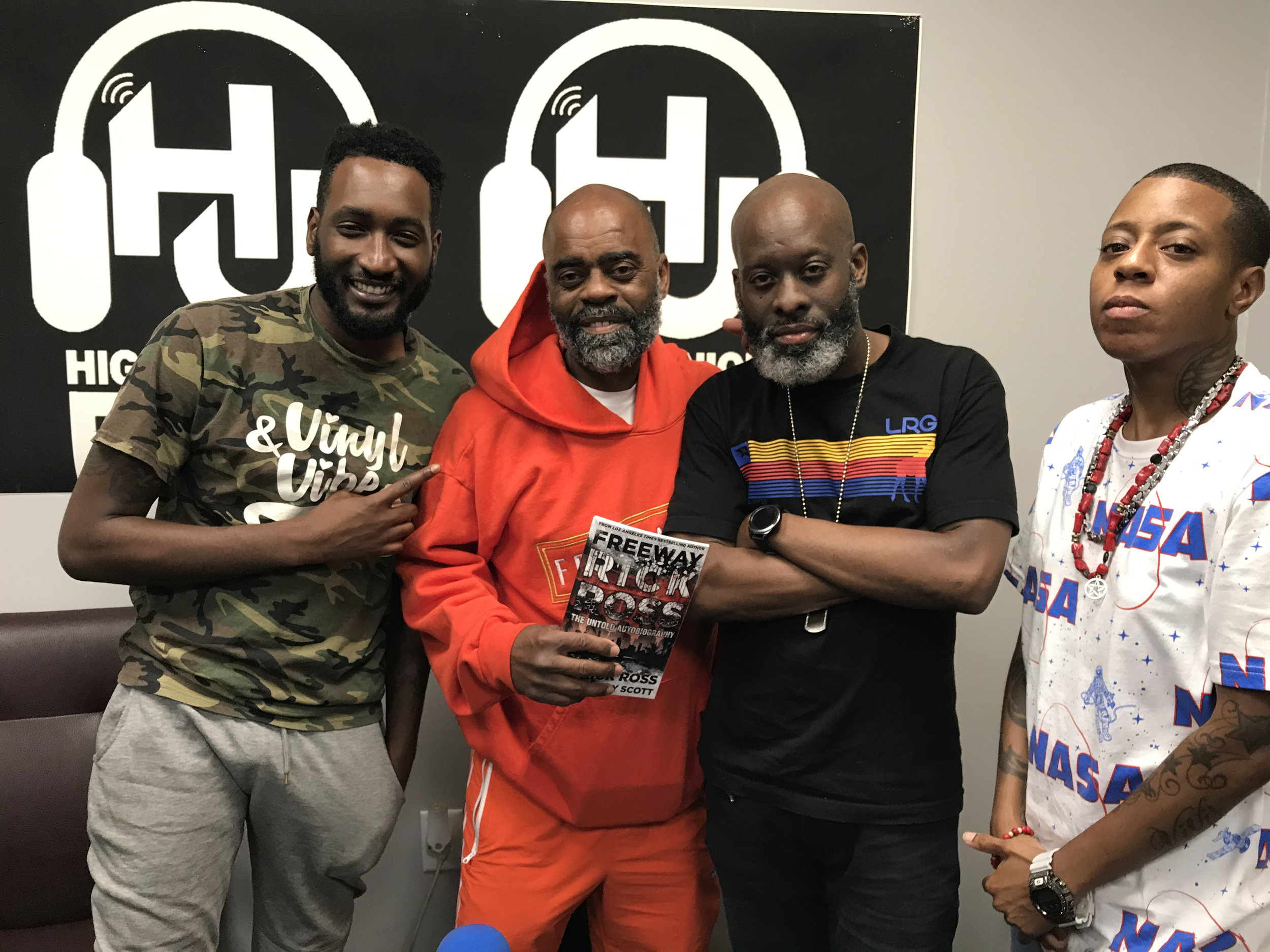 THE HOTBOX - W/ FREEWAY RICK ROSS