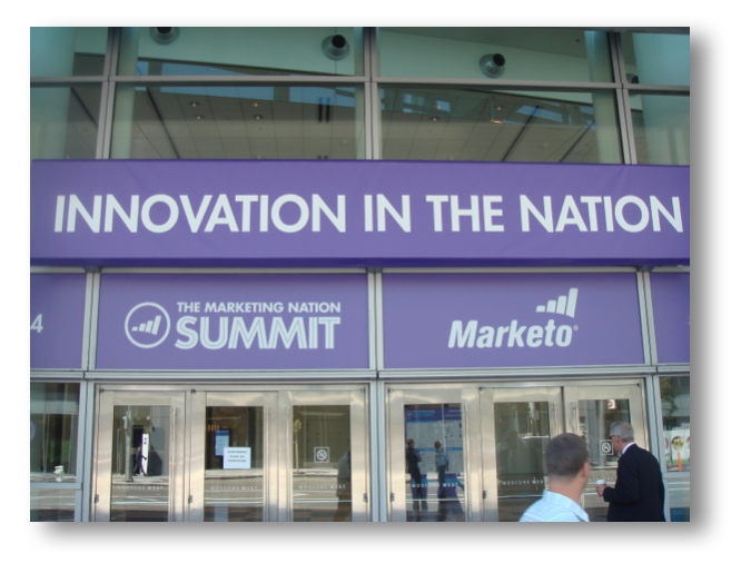 ion interactive has arrived to the Marketing Nation Summit 2014 in San Francisco!