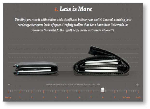 Bellroy Slim your Wallet