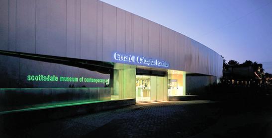 Scottsdale's Museum of Contemporary Art
