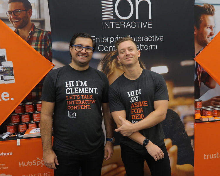 ion booth, MarTech 2017