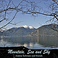 Mountain Sea and Sky