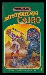 Mysterious Cairo , A Collection of Short Stories for  Torg: Roleplaying the Possibility Wars