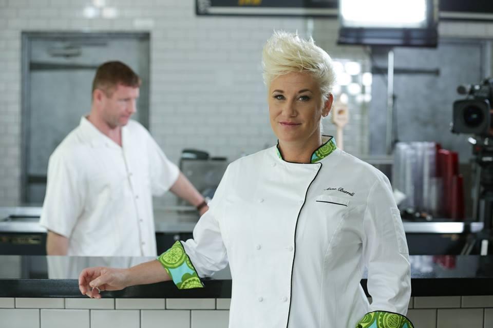 Review Rescue Chef Anne Burrell
