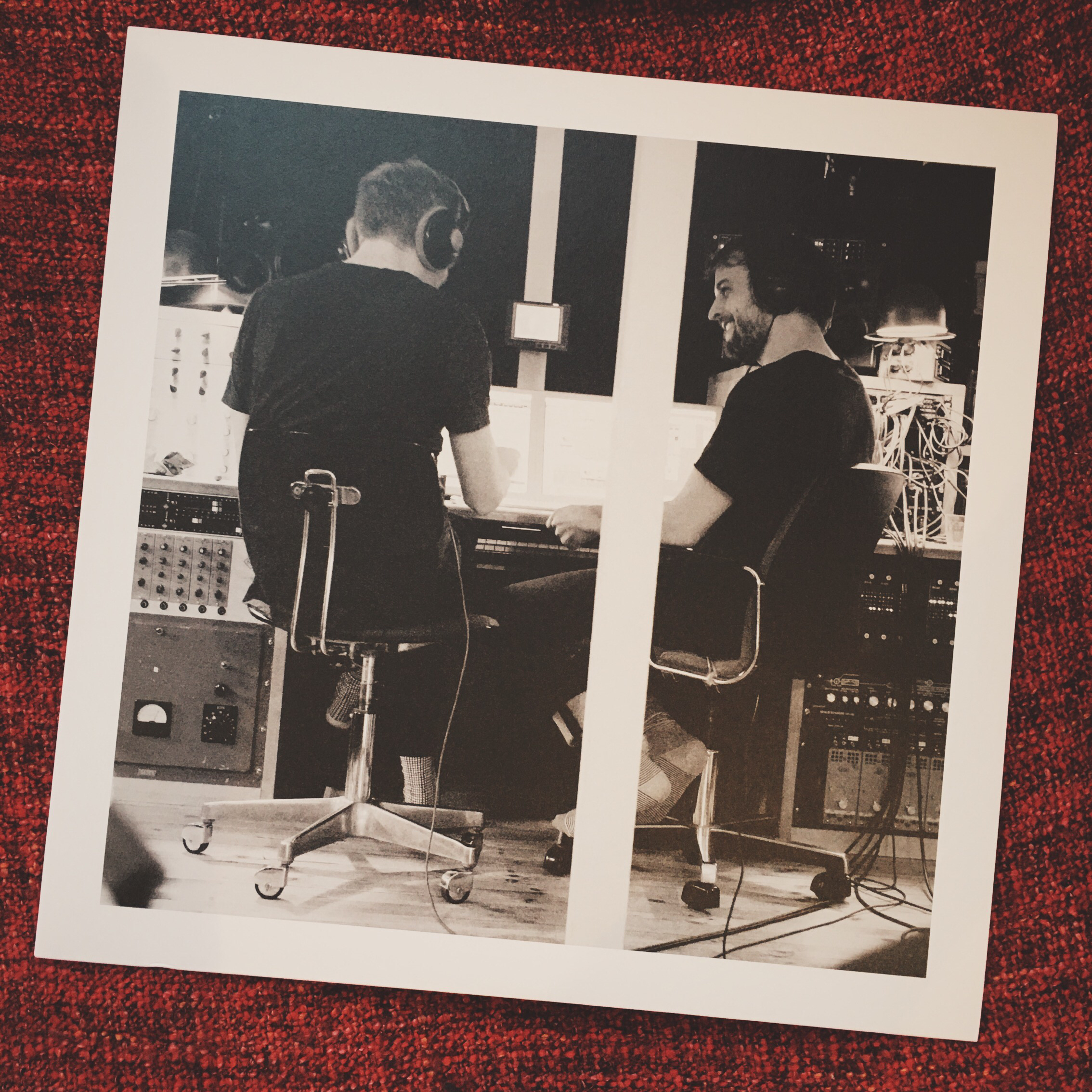 Trance Frendz by Nils Frahm & Olafur Arnalds