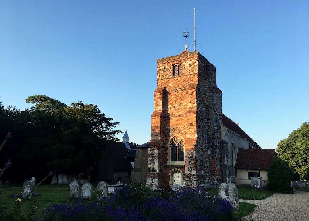 St Marys Church, Lawford by Ross Farley