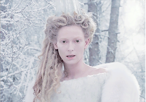 The Snow Queen in Chronicles of Narnia. Photo Credit: Bustle