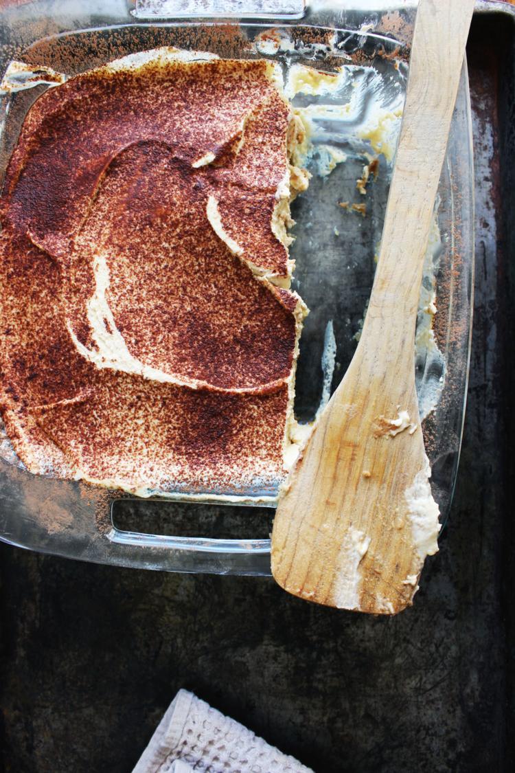 Homemade Tiramisu / Most Popular in January