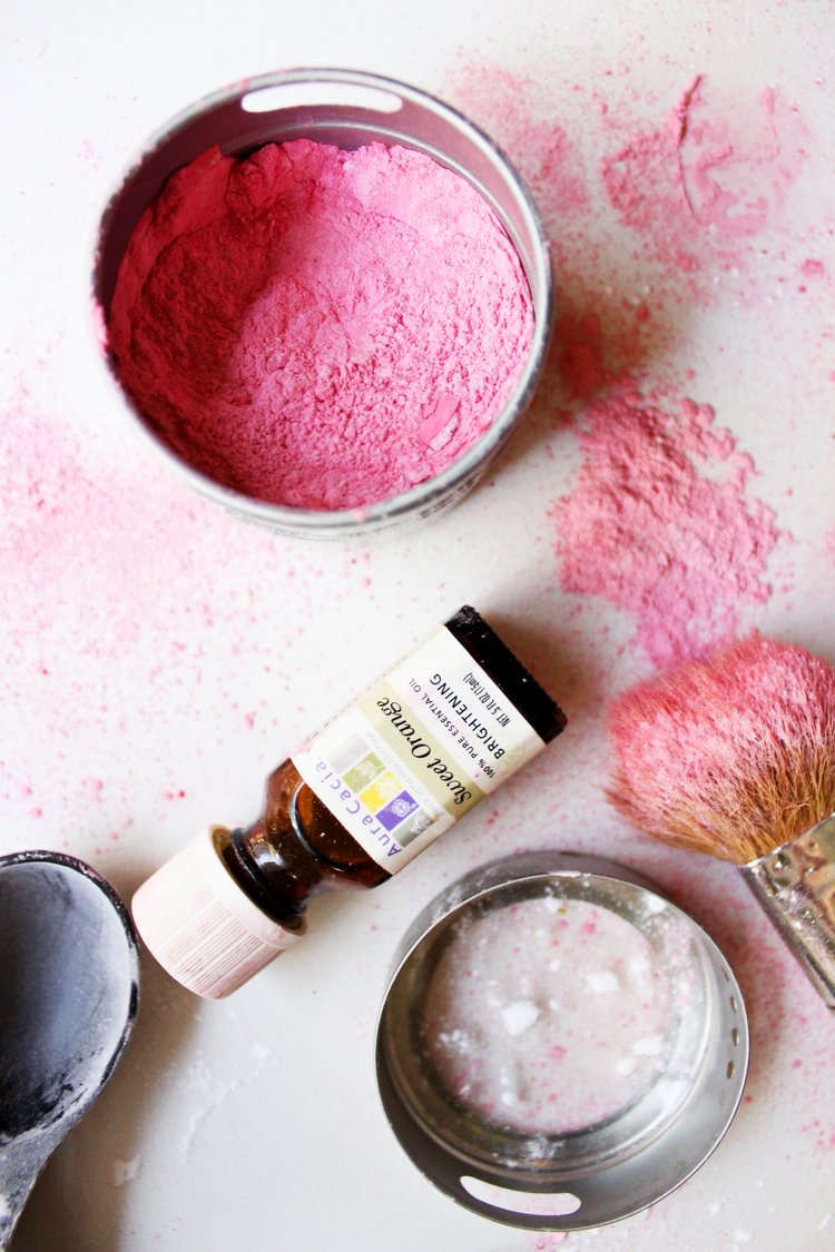 All Natural Homemade Blush / Most Popular in February sweetdisasters.com