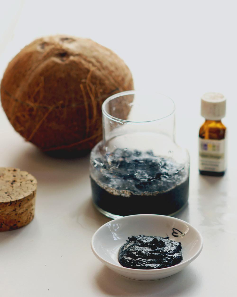 Orange Coffee Coconut Scrub | Most Popular in March