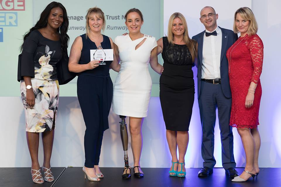WINNER - We are very proud to announce that Runway on the Runway was winner of top fundraising event in the inaugural North West Charity Awards 2017.Thank you to everyone who came to support us and help us raise over £50K to help young people living with cancer here in the North West.