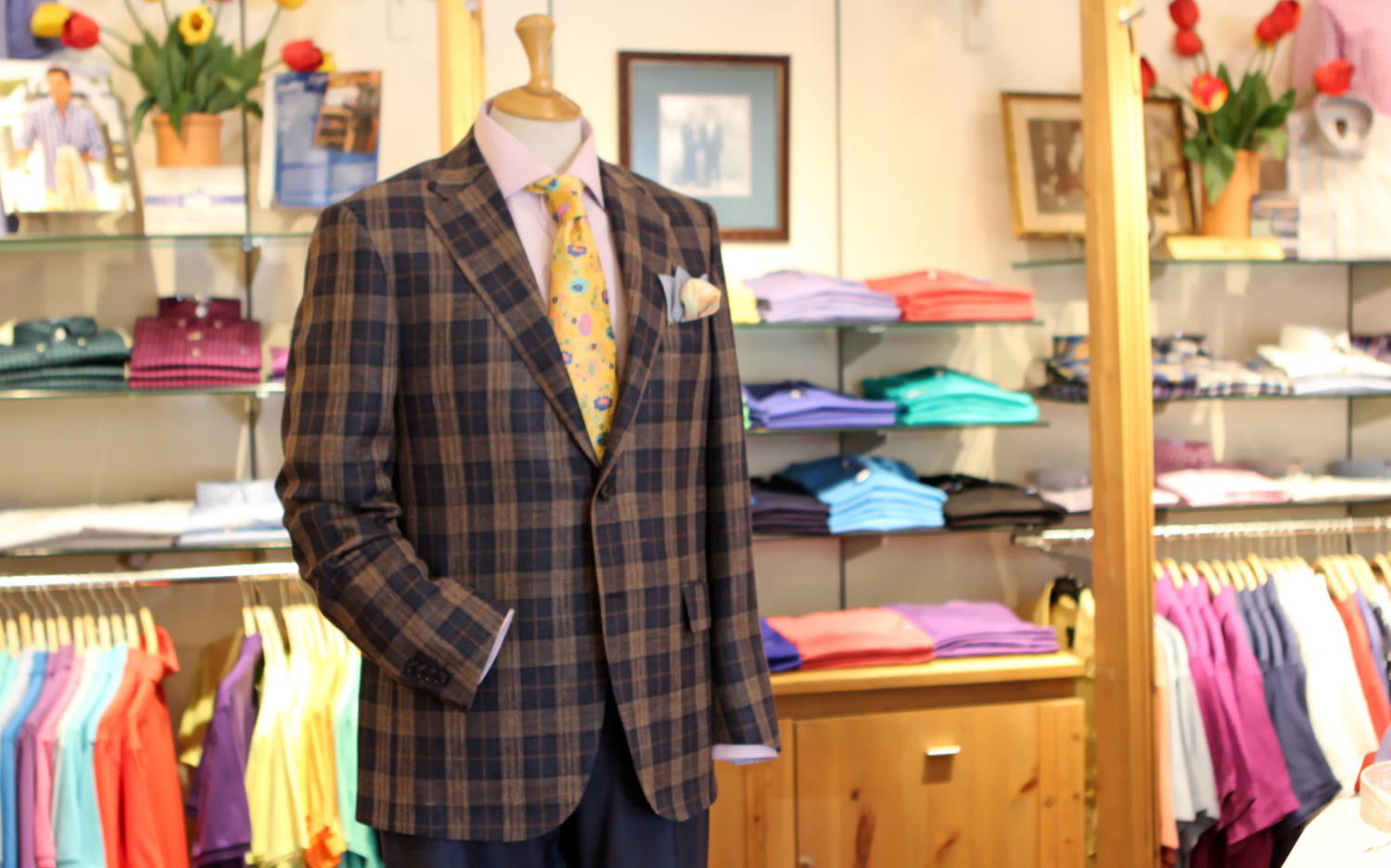 Suits and Sport Coats