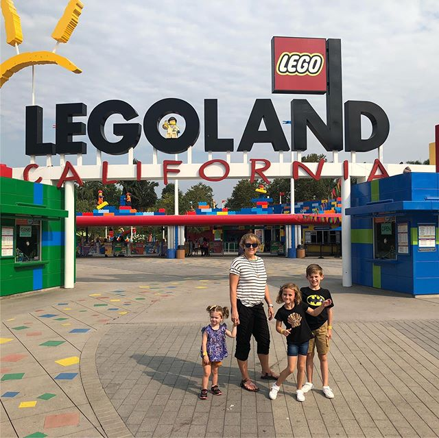 Legoland 2019: It looks like an ideal vacation, but rest assured there was complaining, there was fighting, there were meltdowns, and vomit.