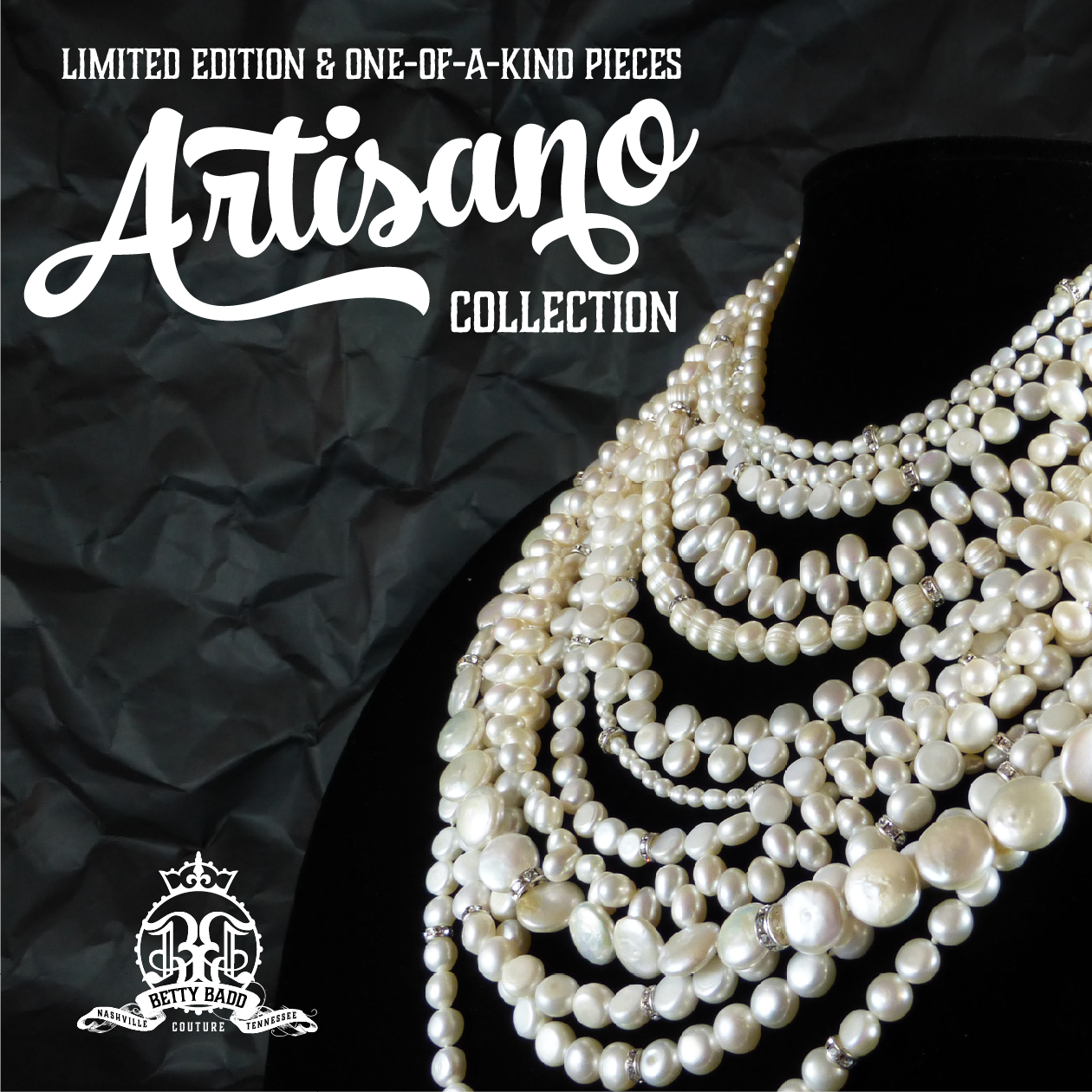 The story of Betty Badd Couture's Artisano Collection