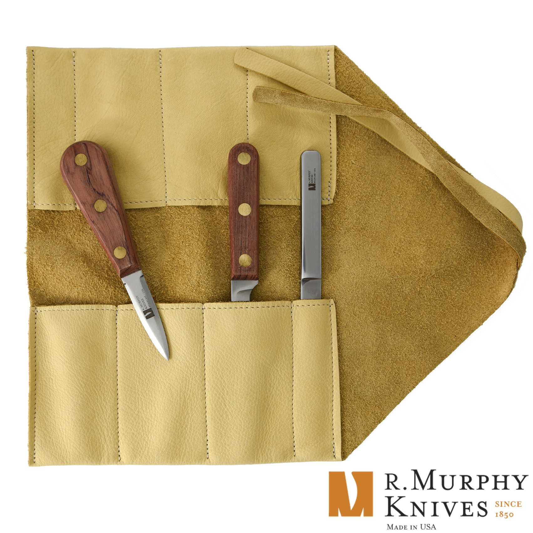 Product Photography   Client: R. Murphy Knives