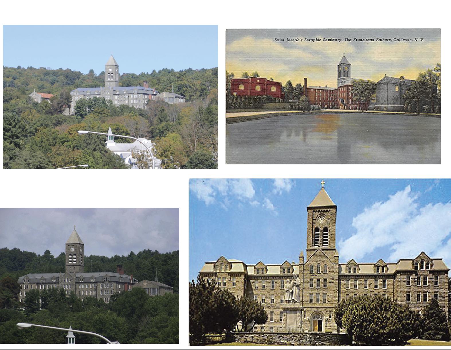 15 Photos of Seminary from web