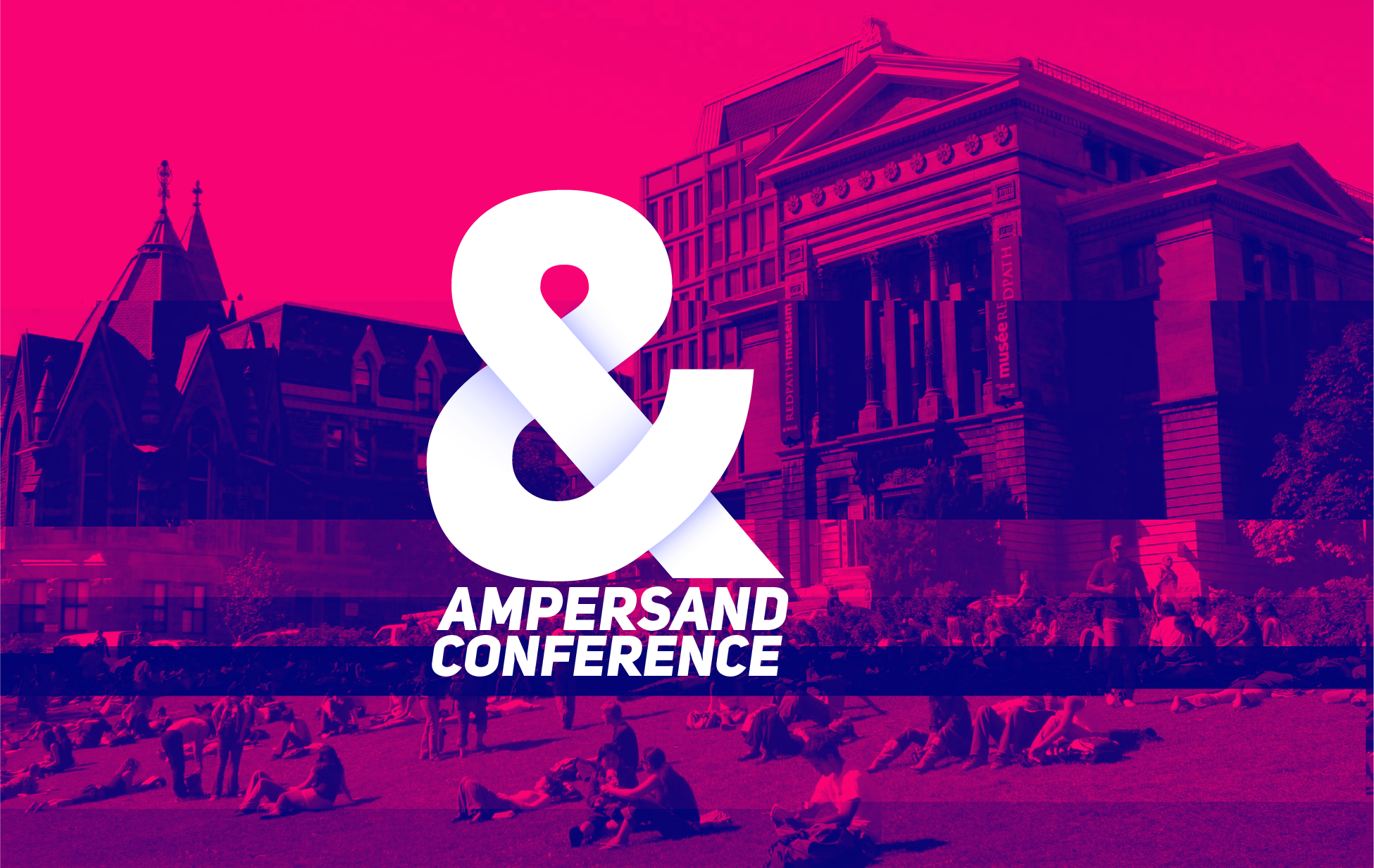 AMPERSAND CONFERENCE 2016 - BRANDING // March 2016