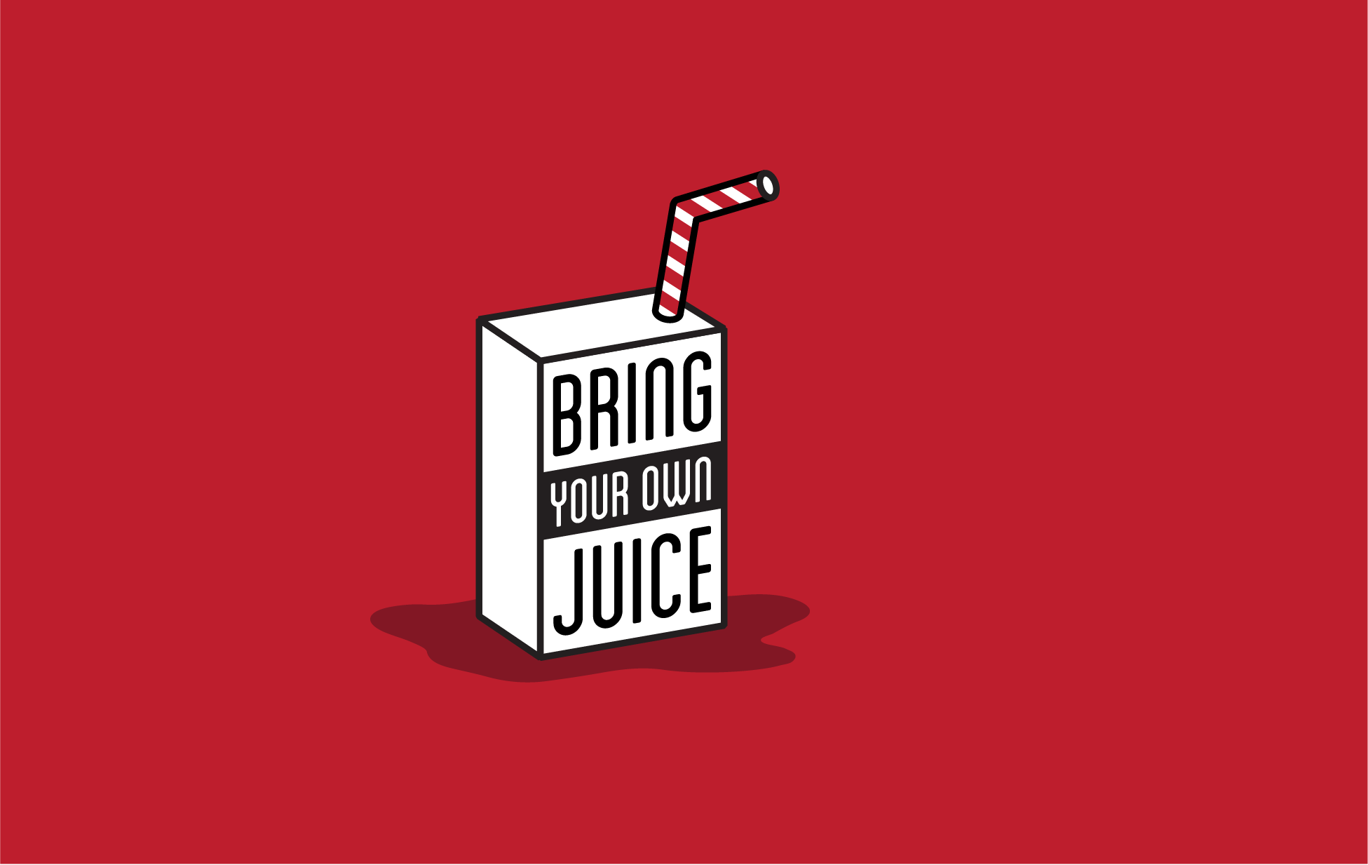 Bring your own juice - LOGO DESIGN // March 2015