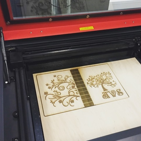 Excited because I just put in an application to a new maker space opening in Sf! If hired, I'll be teaching workshops like this laser cut wooden notebook  #cnclaser #lasercutter #lasercutwood #rapidprototyping #caddesign #adobeillustrator #atwork #teacher #artseducation  #woodart #woodworking  #fabricator #designer #illustrator  #signmaker #illustration  #fabrication #design #graphicdesign #font #branding