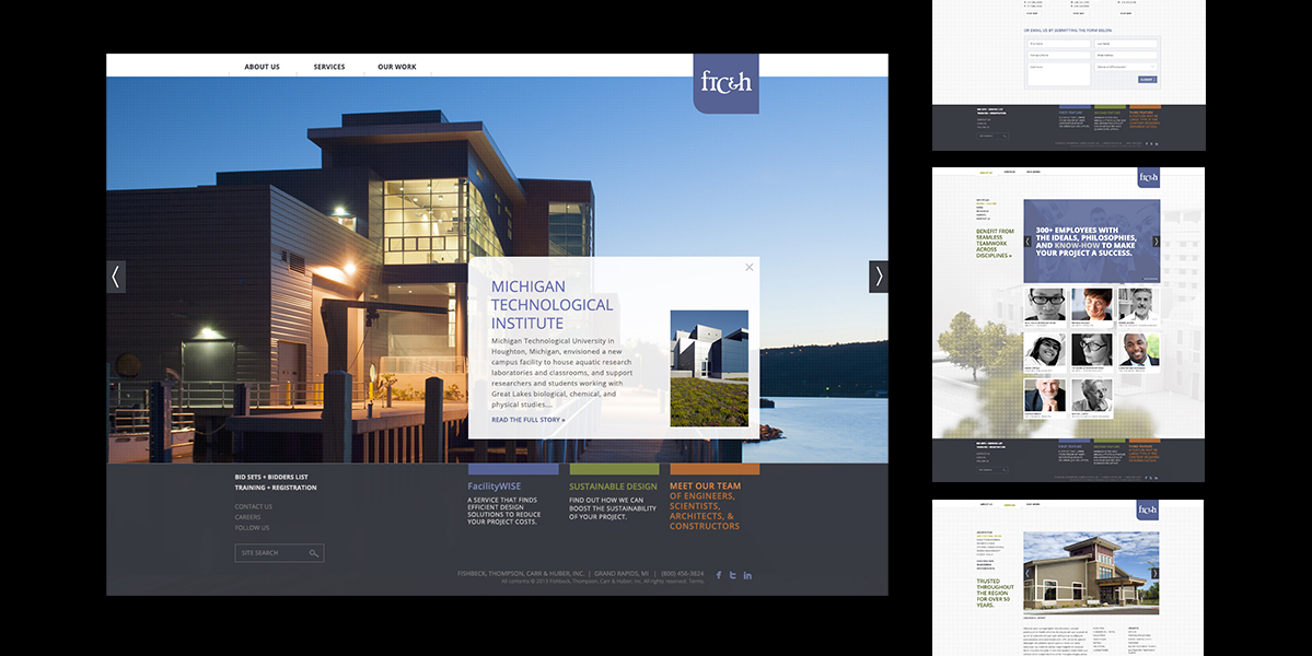 Site Restructuring and Redesign