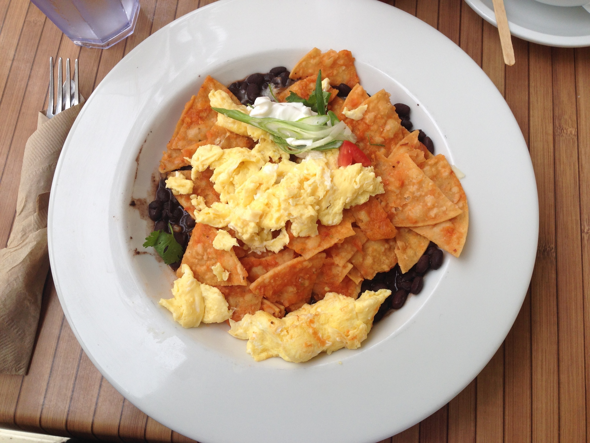 Mission Chilaquiles