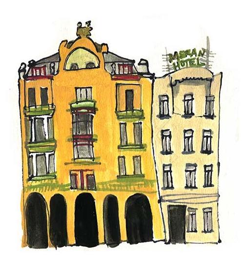 Grand Hotel Europa | Prague