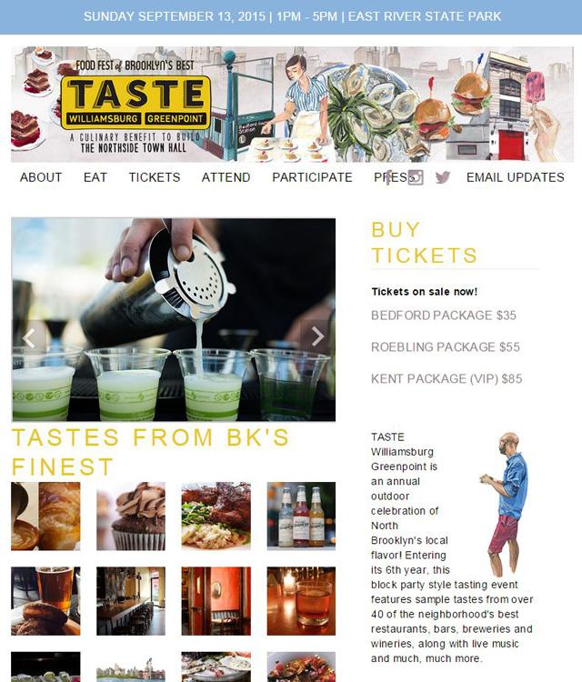tastewg_homepage