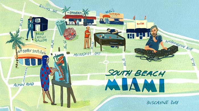 Alpha Sixty: South Beach, Miami