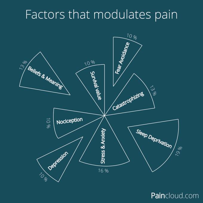 Factors That Modulates Pain