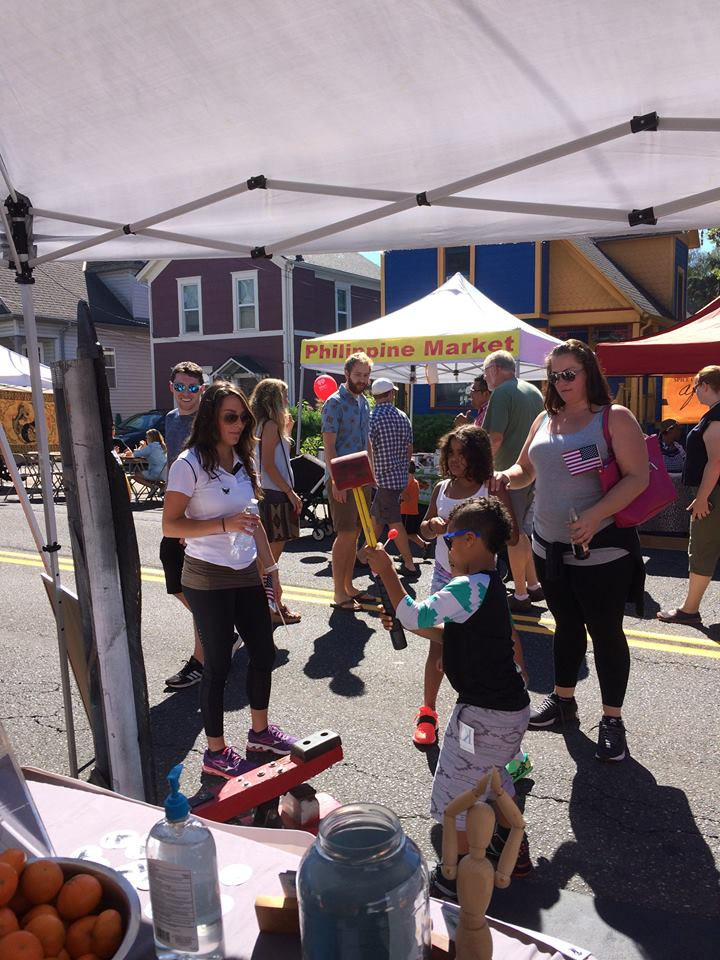 Street Festival Whole Body Health Physical Therapy Portland Oregon