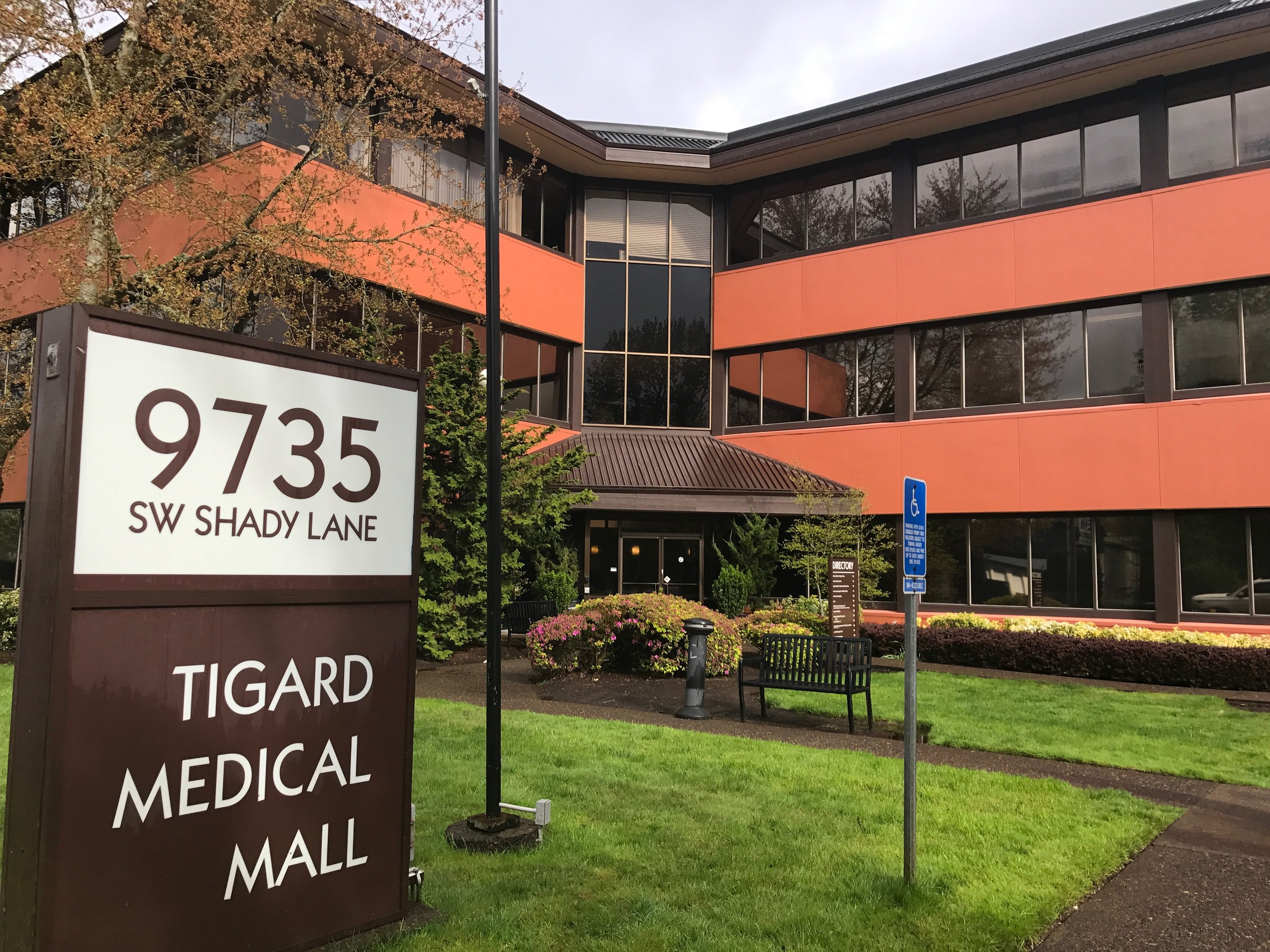 Tigard Medical Mall