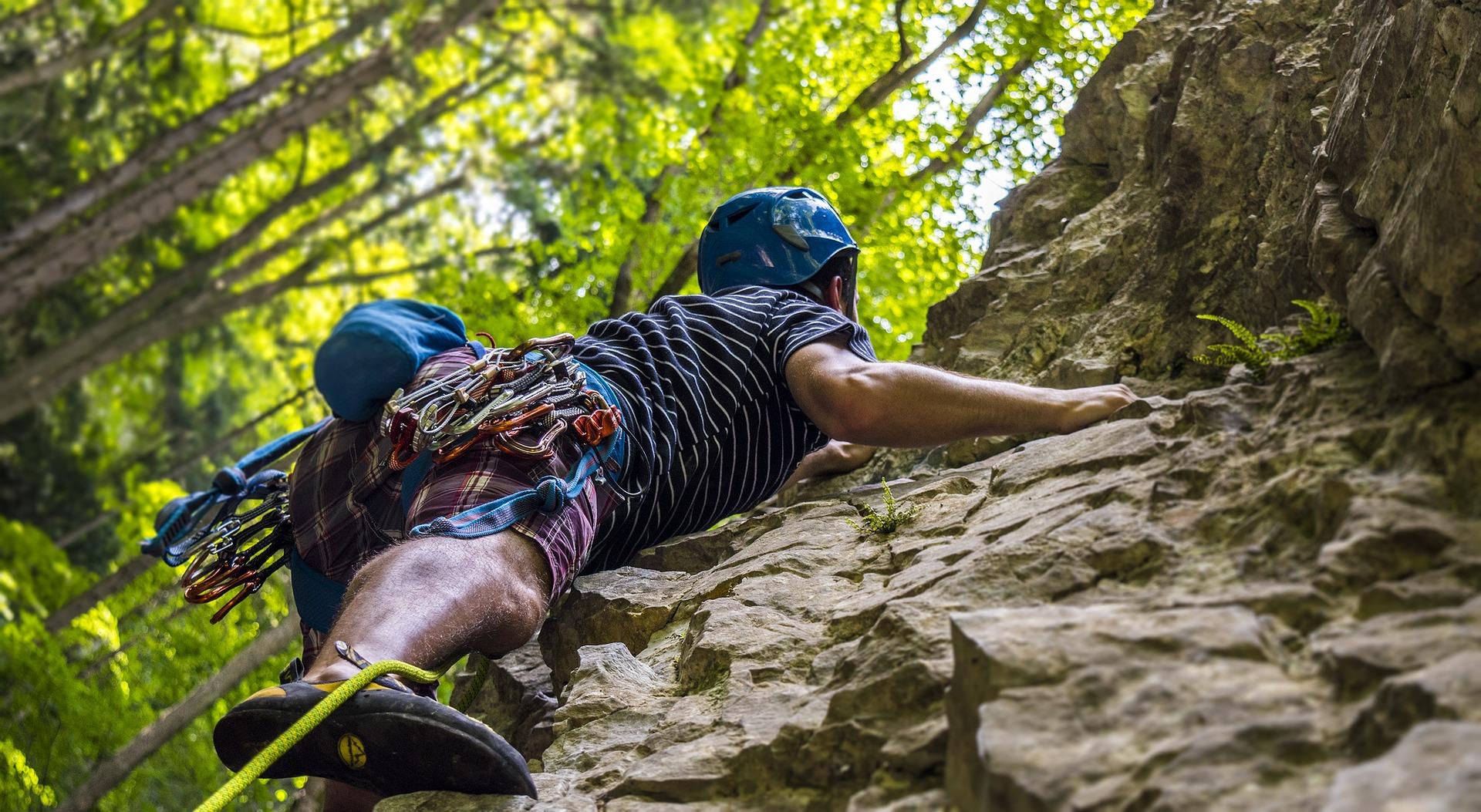 Rock climbing Portland Oregon