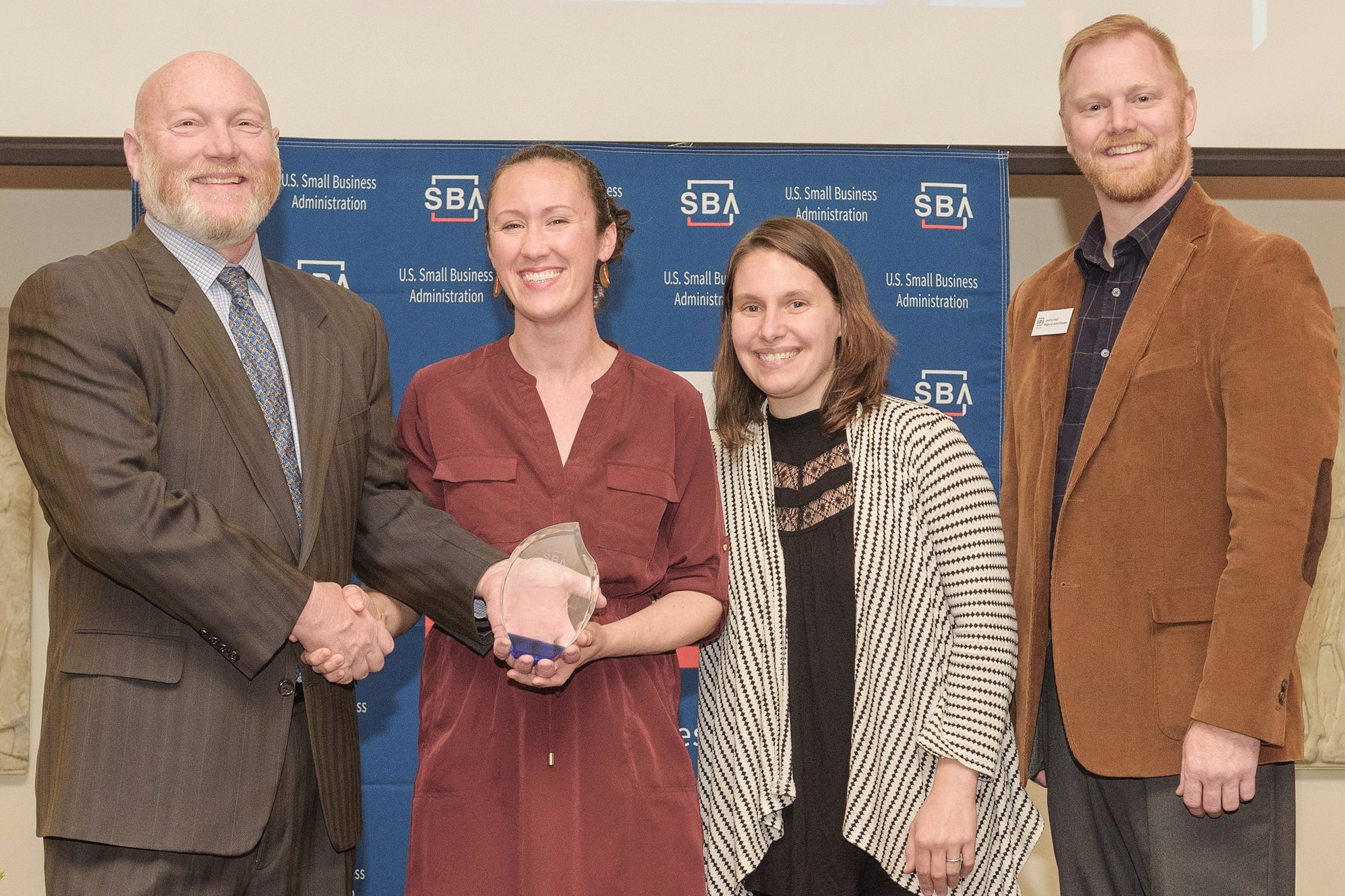 2019 SBA Portland District Nano Business of the Year