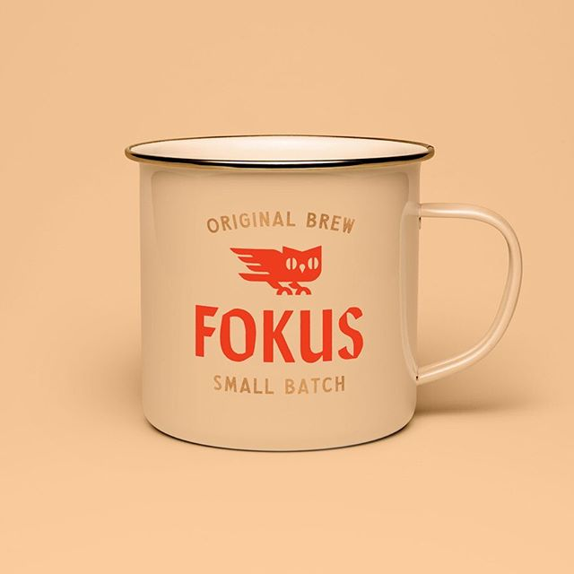 Fokus is a small batch, single origin instant coffee concept based out of Berkeley that will keep you wide eyed and bushy tailed throughout the day. 🦉