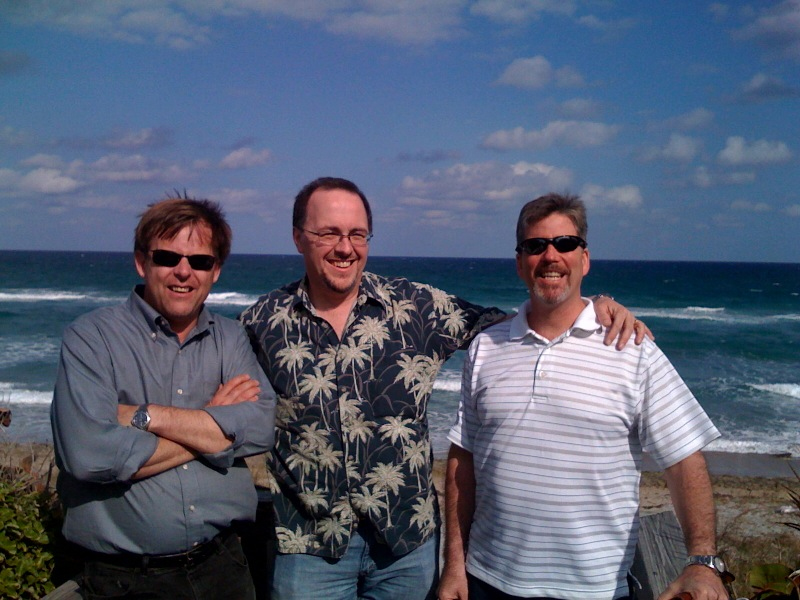 The Original Dixieland Jazz Band on tour in Palm Beach, FL