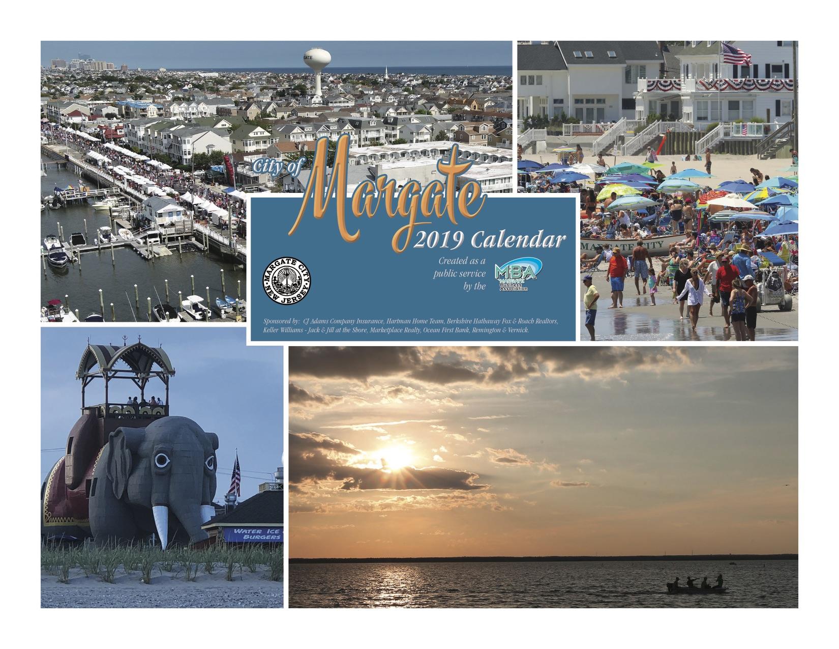 2018 Events — Margate City, NJ