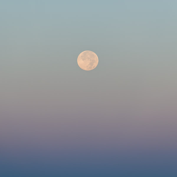 """""""Autumn Moon II"""", Copyright Jim Nickelson. All Rights Reserved."""