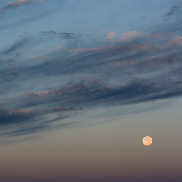 """""""Autumn Moon III"""", Copyright Jim Nickelson. All Rights Reserved."""