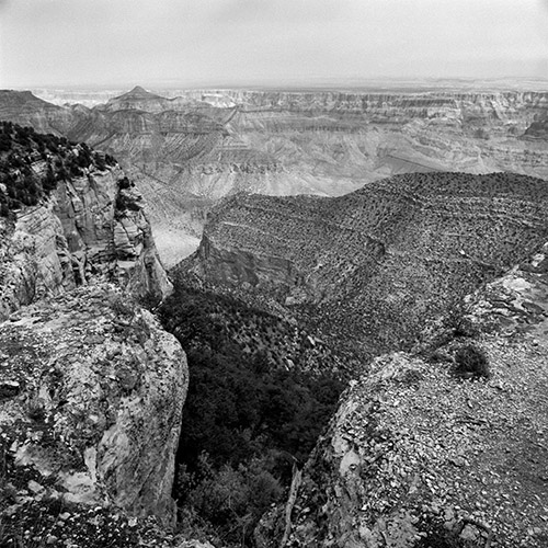 Obligatory Grand Canyon Arizona photograph, circa early 1990's from an archive that I had forgotten that I had