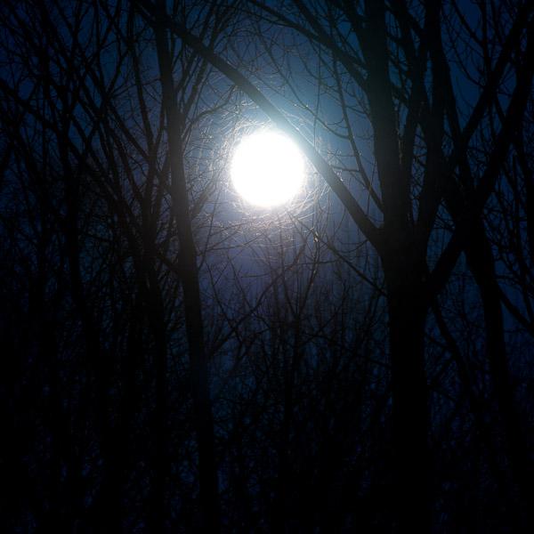 Mourning Moon I
