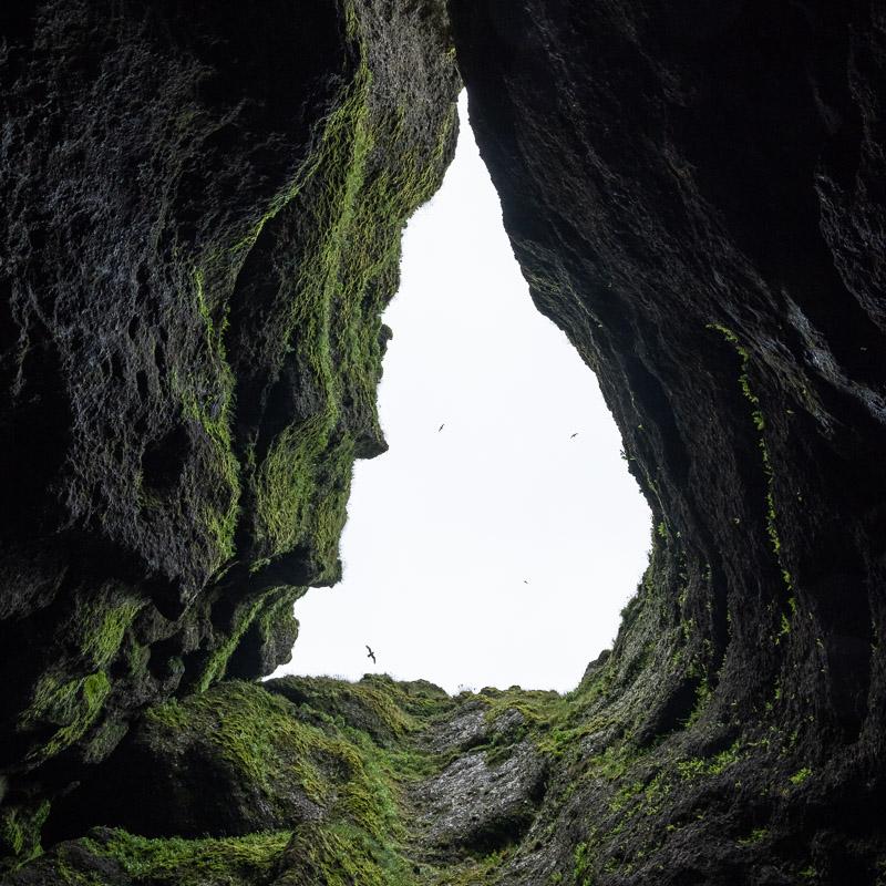 Rauðfelsdsgjá, Iceland, 2018
