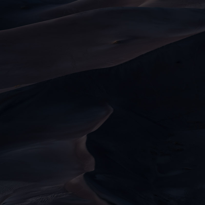 Great Sand Dunes National Park, Colorado, 2018