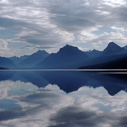Glacier National Park, Montana, 2003