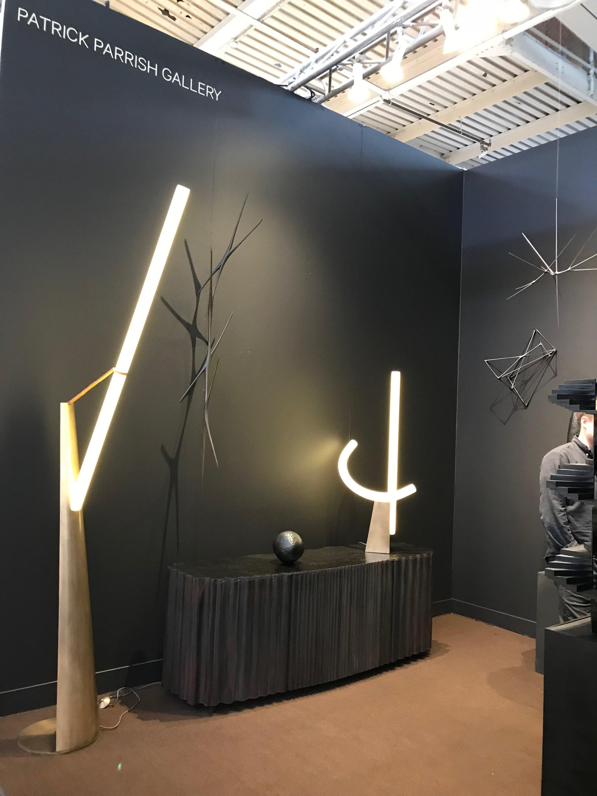 Light and dark exhibition at Patrick Parrish Gallery, FOG Design+Art 2018