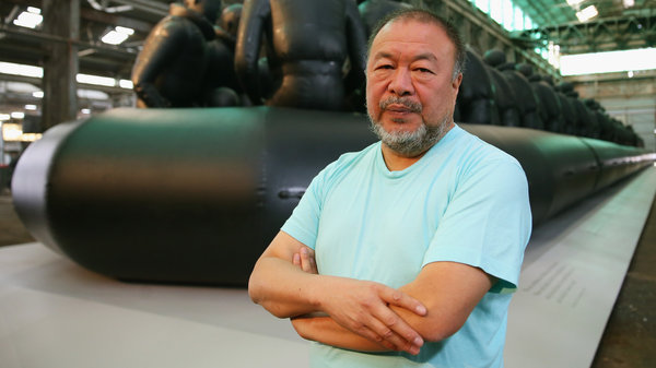 Authorities in China have demolished the Beijing studio of contemporary artist Ai Weiwei, a dissident and longtime critic of the Chinese government. Don Arnold/WireImage