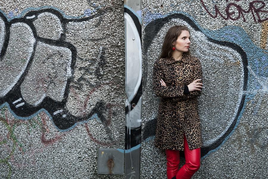 Ulla-Maija. Kuva/Photo: Sanna Krook.