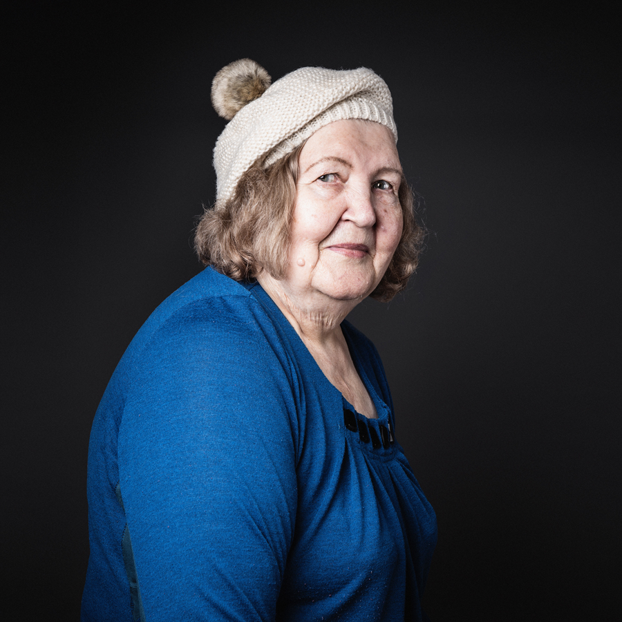 Irma, Kaukovainio 2014. Kuva/Photo Sanna Krook.